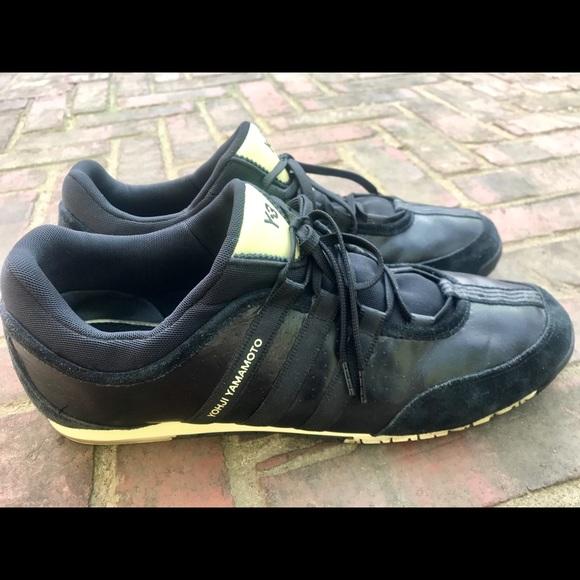 Yohji Yamamoto zapatos Y3 Adidas Zapatillas SZ11 poshmark